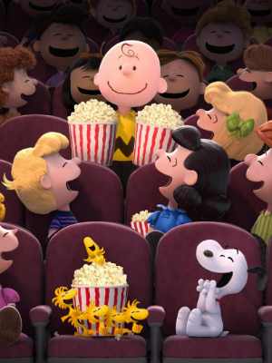 'The Peanuts Movie' trailer is out! Can Charlie Brown become a winner and get the girl?