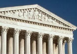 Image of Six major cases, all of them affecting the American Way of Life are in front of the Supreme Court.