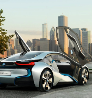 Is a 706 MPG car possible? BMW hopes of creating stunning new electric car