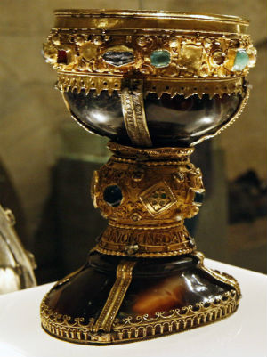 'Holy Grail' recovered after stolen by burglars
