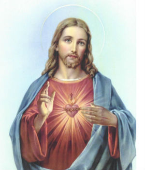 Friday, June 12 - Homily: The Most Sacred Heart of Jesus