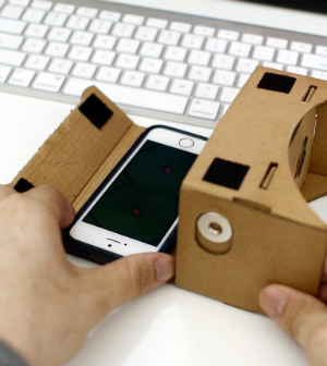 Google reinvents virtual reality game with $4 devices