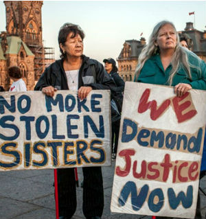 Aboriginal women in Canada more likely to fall prey to domestic violence, murder
