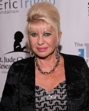 Ivana Trump hotly denies that ex-husband Donald Trump ever raped her