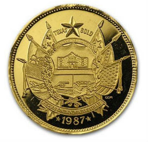 Is Texas' plan to keep all its gold within the state a step towards secession?