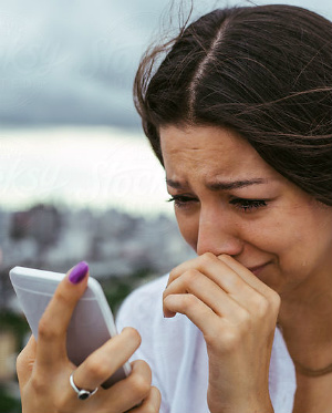 Smartphones getting smarter: Can your smartphone tell if you're depressed?