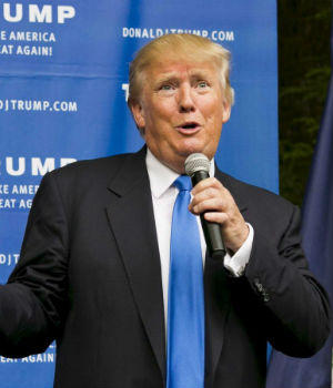 'Whipping post:' Donald Trump sticks to his guns on comments on illegals