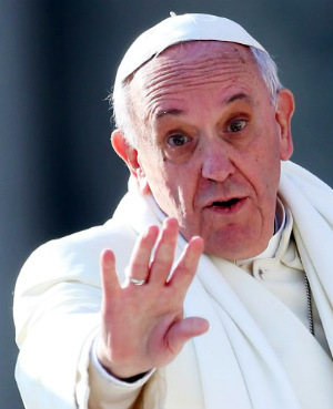 Will Pope Francis be warmly welcomed in the United States?