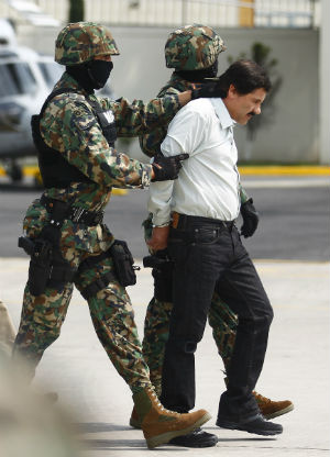 CORRUPTION RAMPANT: Few surprised with prison escape of Mexico's 'El Chapo'
