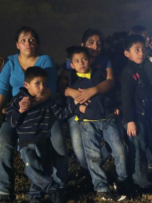 THE TAP FLOWS: 2.5 million illegal immigrants migrated to U.S. under Obama