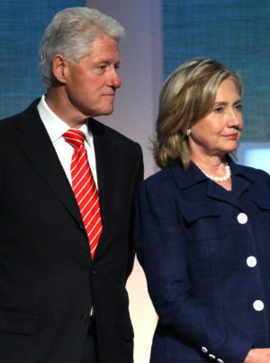 Millions upon Millions of United Kingdom aid money funneled to the Clintons