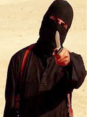 YOU WILL NOT TAKE MY HEAD! - Notorious ISIS executioner 'Jihadi John' now on the run from his former bosses