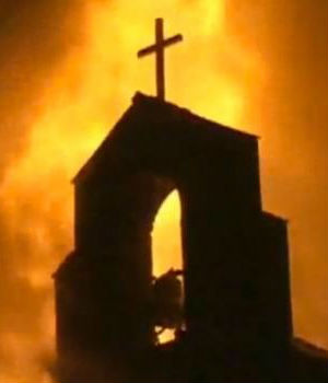 African-American churches frequently targeted by arsonists