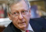 Image of In the waning days of President Barack Obama's presidency, Senate Majority Leader Mitch McConnell (R-Ky.) is vowing to overthrow his signature legislation.
