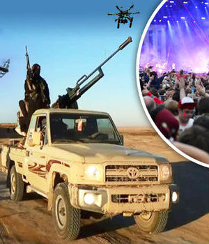 Islamic State may use store-bought drones to launch terror attacks at British sporting events