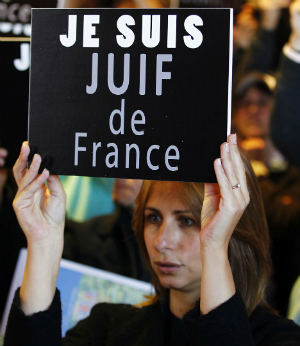 Shocking 84 percent increase of anti-Semitic attacks observed in France
