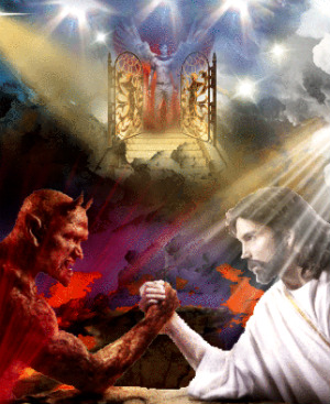 Fight for the Lord: What happens when a Satanist and a Pastor try to settle their differences?