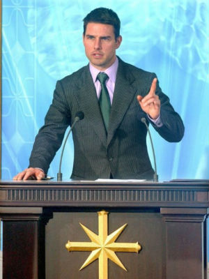 Movie star Tom Cruise builds sinister studios to boost Scientology