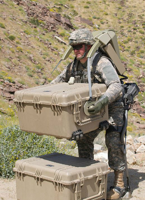 Super Soldier - The Future of War: U.S. Military tests high tech devices for war