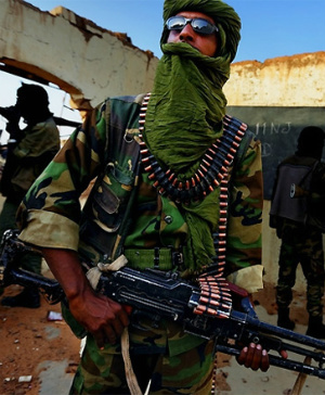 Two soldiers injured during a terrorist attack in Algeria
