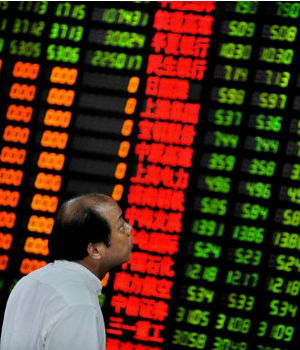 Chinese stunned as $2.8 Trillion is wiped from markets