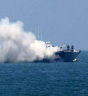 ISIS attacks Egyptian naval patrol ship with exploding rockets