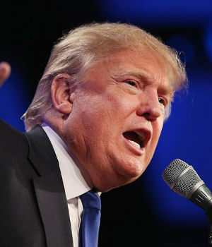 GLOVES ARE OFF: Donald Trump denounces Bush, Walker and Clinton as being beholden to donors