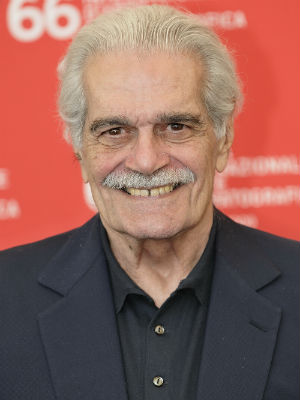 Matinee idol Omar Sharif dies at 83