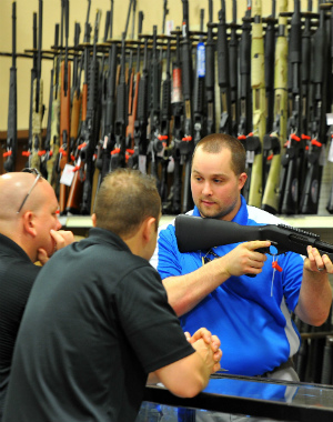 Gun sales in the United States dramatically boost after massacre shootings