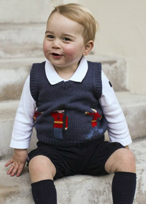 Prince George turns two! Take a look at some of our favorite moments from the royal toddler's life