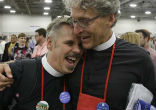 Image of Episcopalians voted overwhelmingly this week to allow religious weddings for same-sex couples.