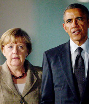Top German publication pressures Chancellor Merkel to act after NEW U.S. spying allegations