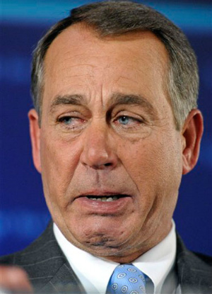 Moves made to oust John Boehner from Speaker of the House position