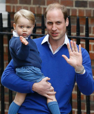 Stalking Prince George: William and Kate condemn paparazzi photographers inappropriately hanging around play area