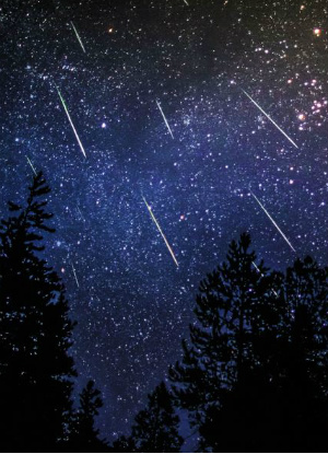 CAN'T MISS: The most spectacular meteor shower to light up the sky this week