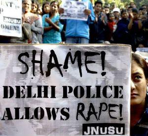 Unofficial council orders two sisters to be raped and paraded naked for brother's actions in India