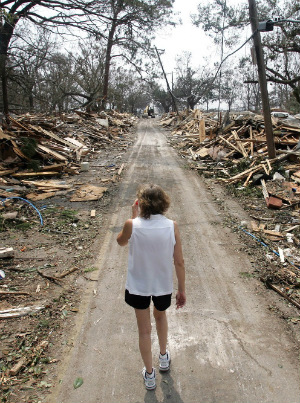Hurricane Katrina: Ten Years Later