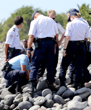 More 'plane debris' possibly discovered on Reunion Island - Is it from MH370 or from a trash bin?
