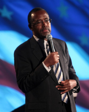 Presidential candidate Ben Carson calls out Planned Parenthood for targeting black communities