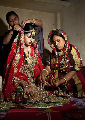 15-year-old girl forced to marry 32-year-old man: The life of Bangladeshi child brides can be full of violence and abuse
