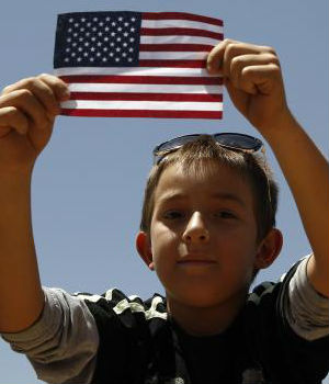 EVERY 93 SECONDS: Foreign children born on U.S. soil