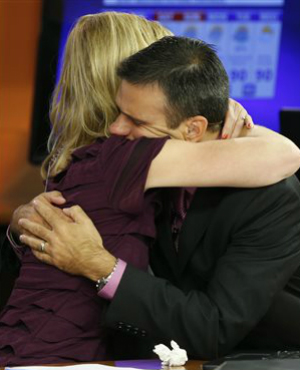 'We're going to get through this together': WDBJ stands together the day after the tragic live-shooting of reporter and cameraman