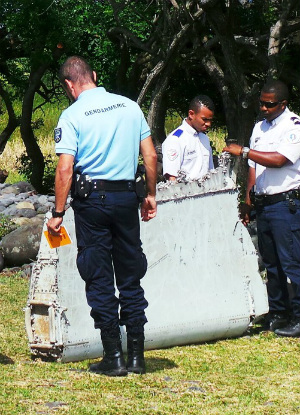 Mysterious airplane debris CONFIRMED as part of missing MH370