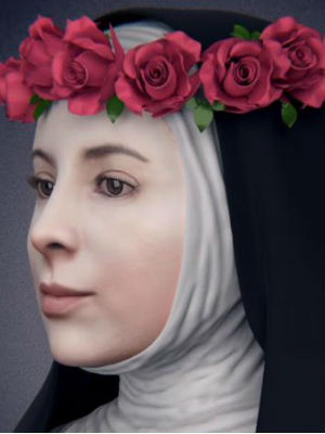 For the first time we can see how BEAUTIFUL the 'real' Saint Rose was. Scientists have reconstruct her likeness