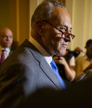 Senator Chuck Schumer opposes Iran nuclear deal, paving way for other Democratic disapprove