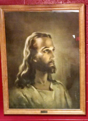 Atheists force portrait of Jesus out of Kansas public school