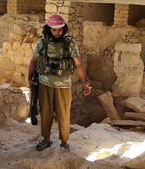 Islamic State bulldozes Fourth Century monastery in Syria