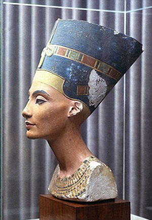 Archaeologist declares Queen Nefertiti's burial chamber has been finally discovered