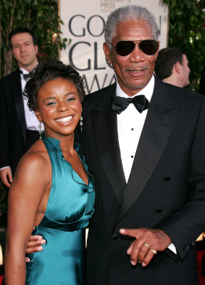 Morgan Freeman's granddaughter tragically stabbed to death in 'cocaine-fueled exorcism'