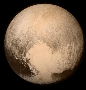 Is there a 'hidden message' on Pluto? Pro-ISIS supporter believes he cracked the code